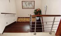 Dřevěné schody Bubeneč 2016